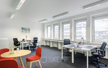 Großes Büro mieten in Düsseldorf