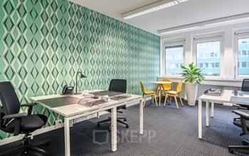 Modernes Büro mieten in Düsseldorf Altstadt