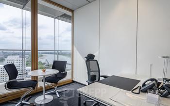 Modernes Büro mieten in Bilk, Düsseldorf
