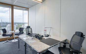 Helles Büro in Düsseldorf-Bilk mieten