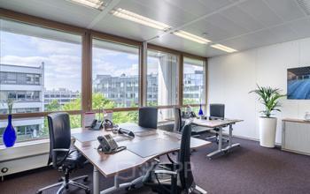 Modernes Büro mieten in Düsseldorf-Heerdt