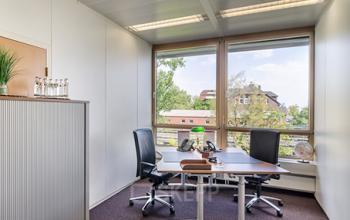 Helles Büro in Düsseldorf mieten