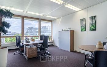 Erstklassiges Büro mieten in Düsseldorf-Heerdt
