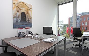 Helles Büro mieten in Düsseldorf, Lohausen
