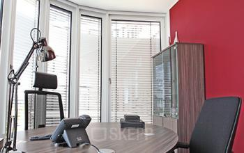 Modernes Büro mieten in Düsseldorf