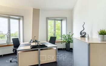Erstklassiges Büro mieten in Düsseldorf Medienhafen