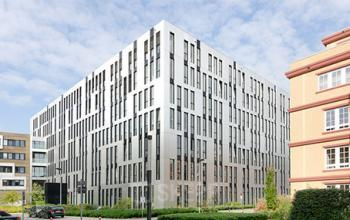 Beeindruckende Außenansicht der Immobilie in Düsseldorf-Nord