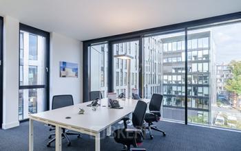 Großes Büro mieten in Düsseldorf Nord