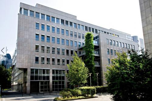 Außenansicht des Business Centers in Niederkassel Düsseldorf