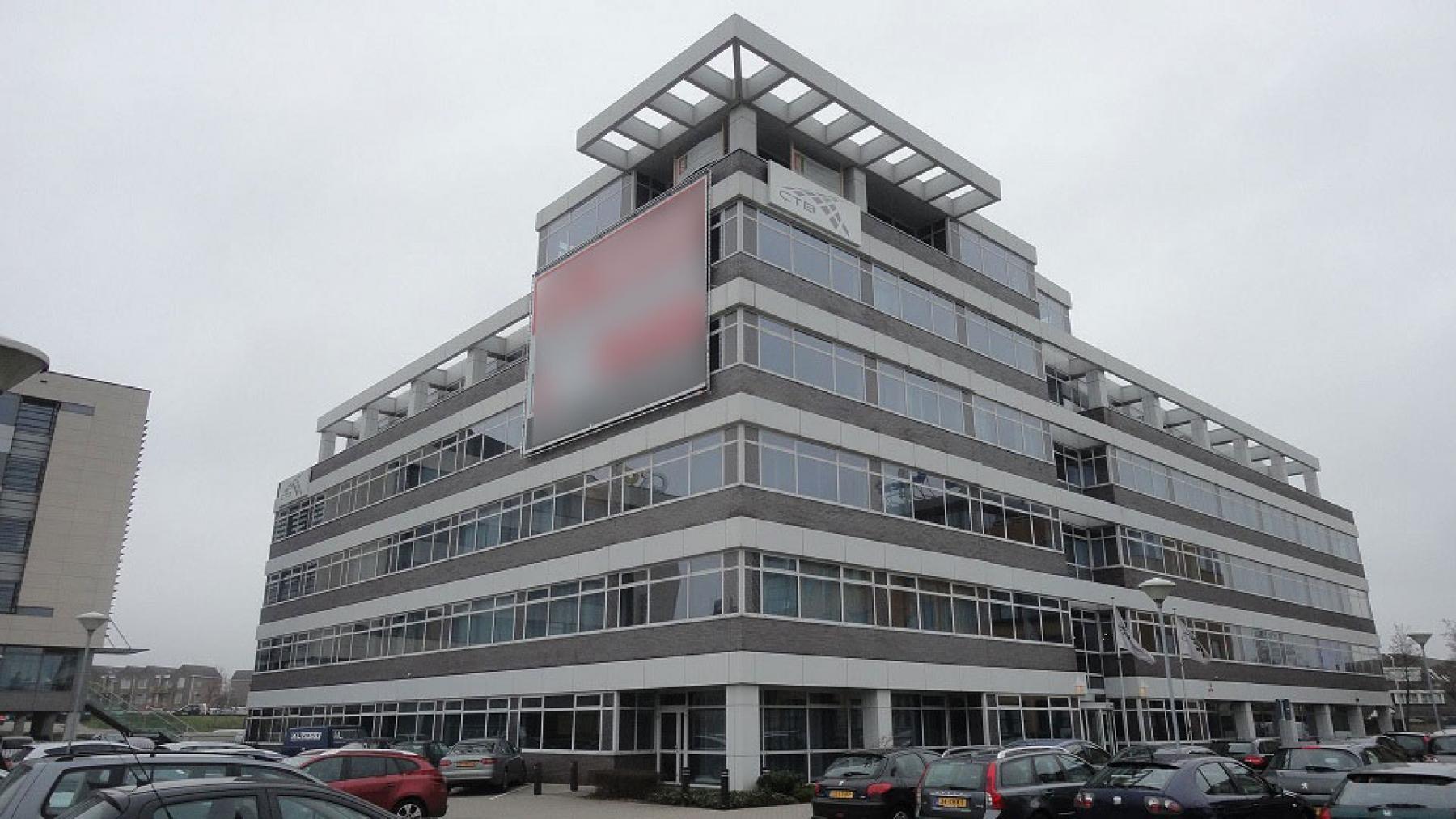 Rubensstraat Ede kantoor SKEPP