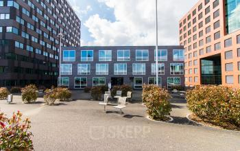 Outside office building Eindhoven