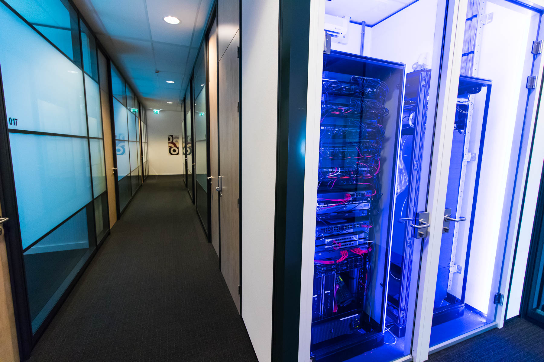 Office with outstanding internet Eindhoven