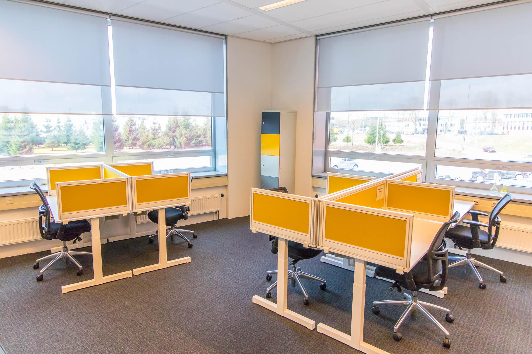 Flex desks Eindhoven