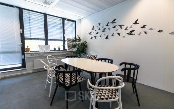 Different conference rooms for rent at the Noord Brabantlaan
