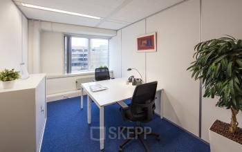 gemeubileerde kantoorunit eindhoven centrum modern eigentijds