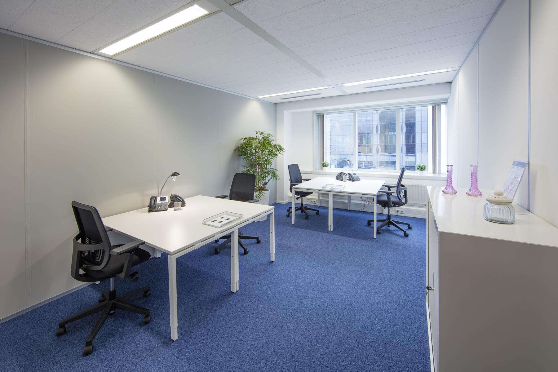 kantoor huur eindhoven centrum kantoorunit ingericht