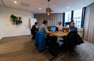 Multiple office spaces available at Fellenoord Utrecht