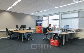 Different office spaces available at Le havre in Eindhoven