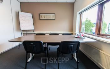 Light office spaces with excellent accessibility