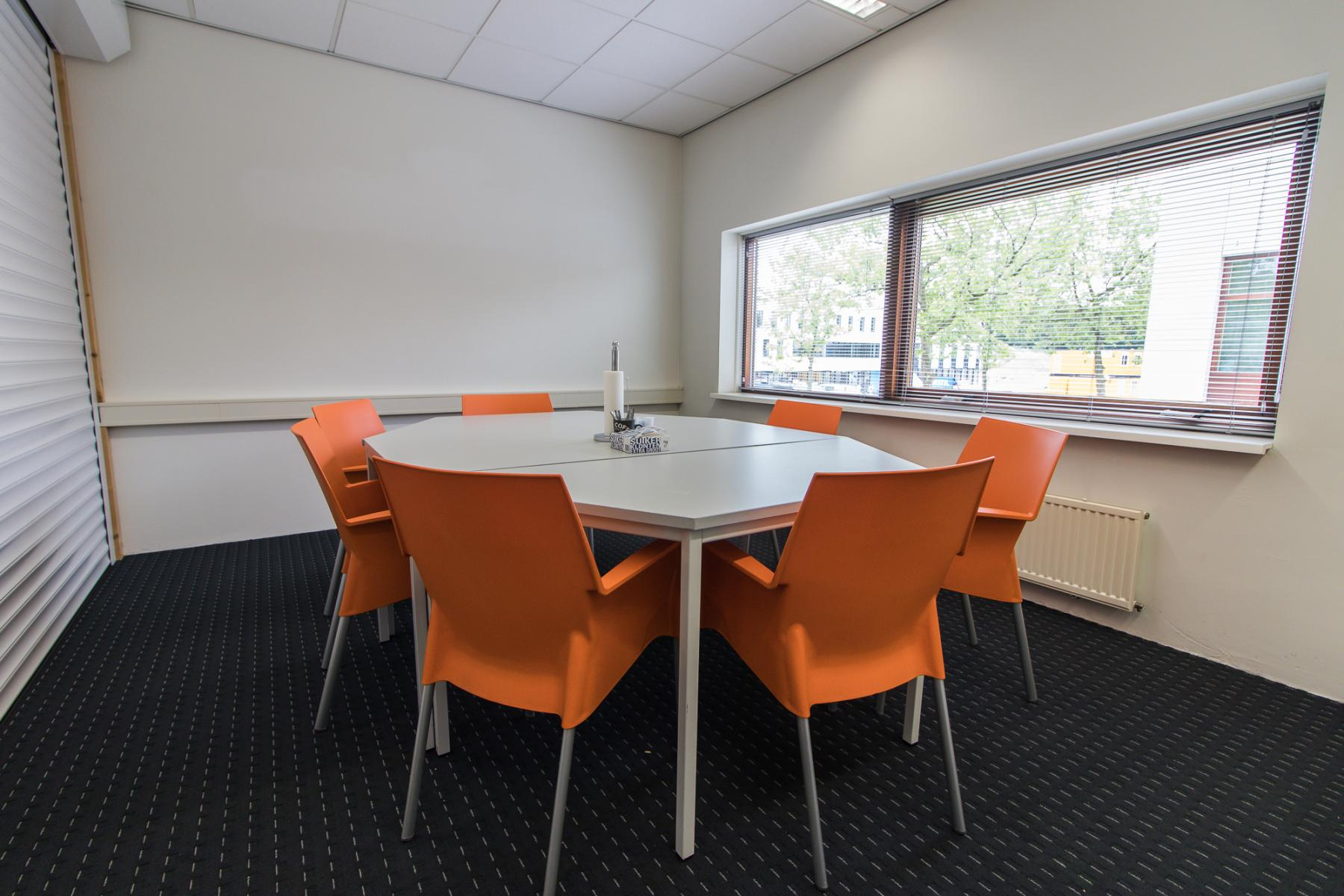 Multiple shared spaces available