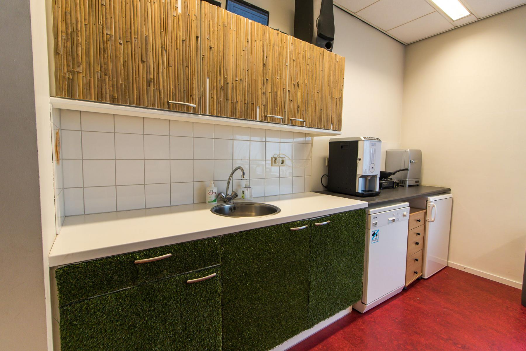 Multiple pantry's for tenants available