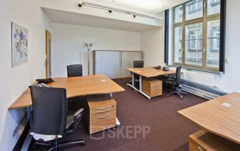 Fantastischen Büroraum mieten in Frankfurt Bahnhofsviertel, Taunusanlage