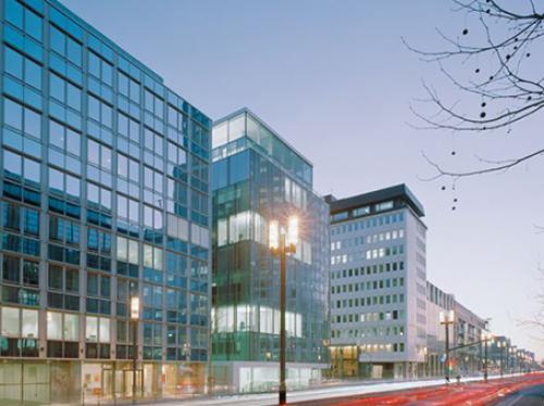 Erstklassige Büros mieten in Frankfurt-Bahnhofsviertel