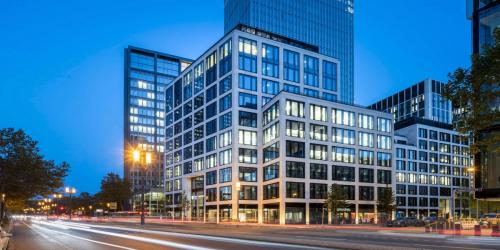 Büro mieten Mainzer Landstrasse 1, Frankfurt (1)