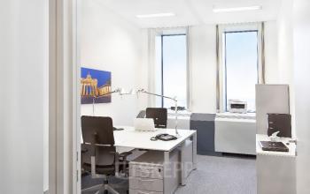 Kleines Büro in Frankfurt Bockenheim mieten mit moderner Austtatung