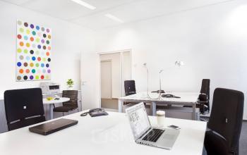 Große Büroflächen mieten für dich und dein Team in Frankfurt Bockenheim
