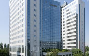 Büro mieten im repräsentativem Bürogebäude an der Theodor-Heuss-Allee in Frankfurt Bockenheim