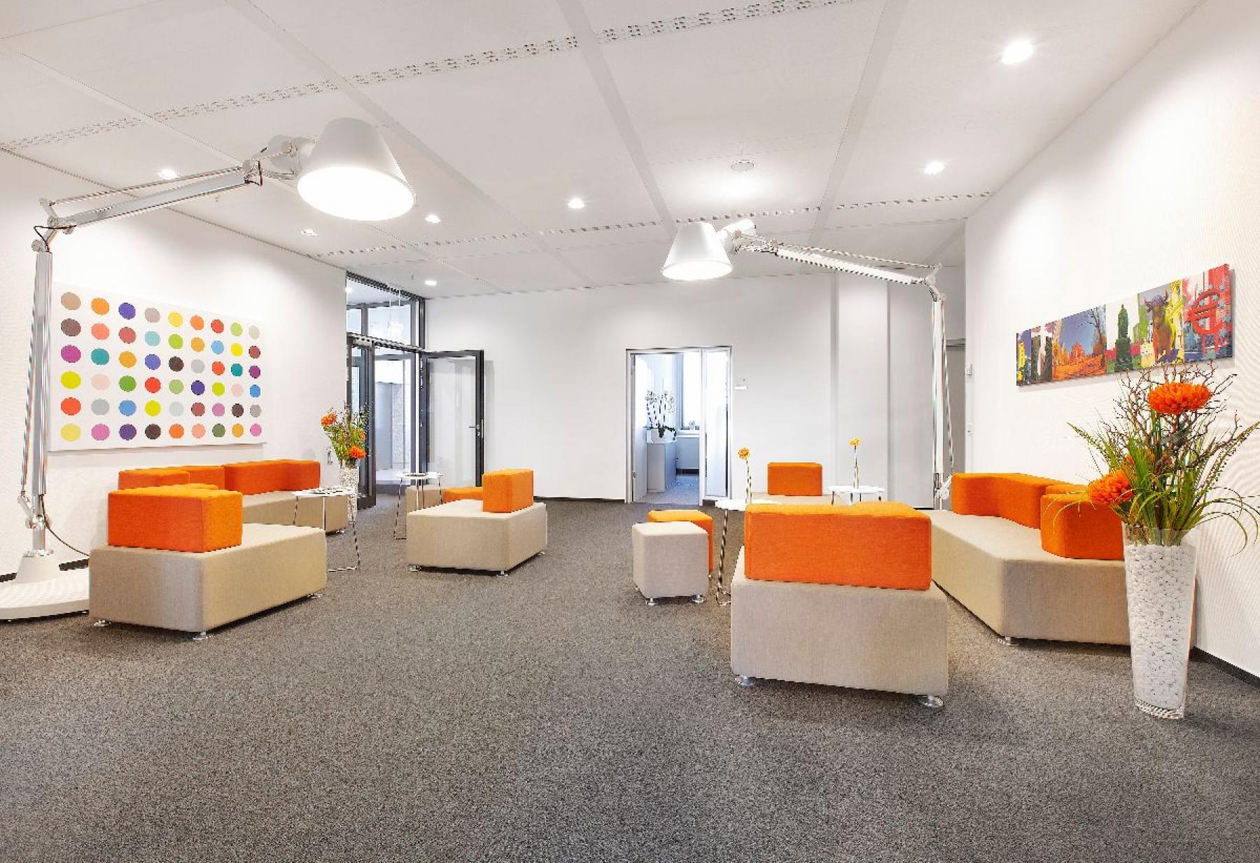 Büroraum mieten in der geschmackvollen Büroimmobilie Frankfurt Bockenheim, Theodor-Heuss-Allee