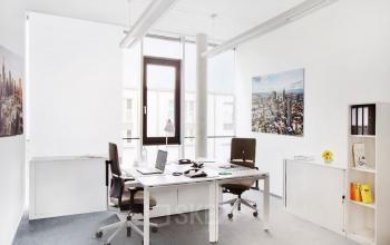 Hochwertiges Büro mieten in Frankfurt Flughafen an der De-Saint-Exupéry-Straße