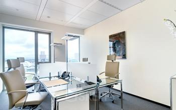 Modernes Büro mieten in Frankfurt Hauptbahnhof, Friedrich-Ebert-Anlage