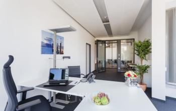 Erstklassiges Büro mieten in Frankfurt