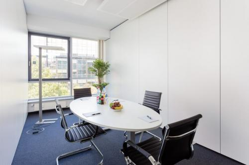 Modern office space for rent in Frankfurt-Hauptbahnhof