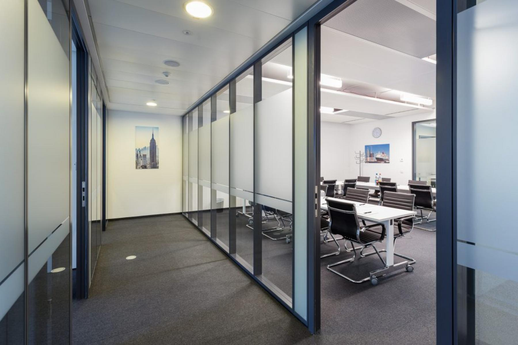 Modernes Büro mieten in Frankfurt Hauptbahnhof