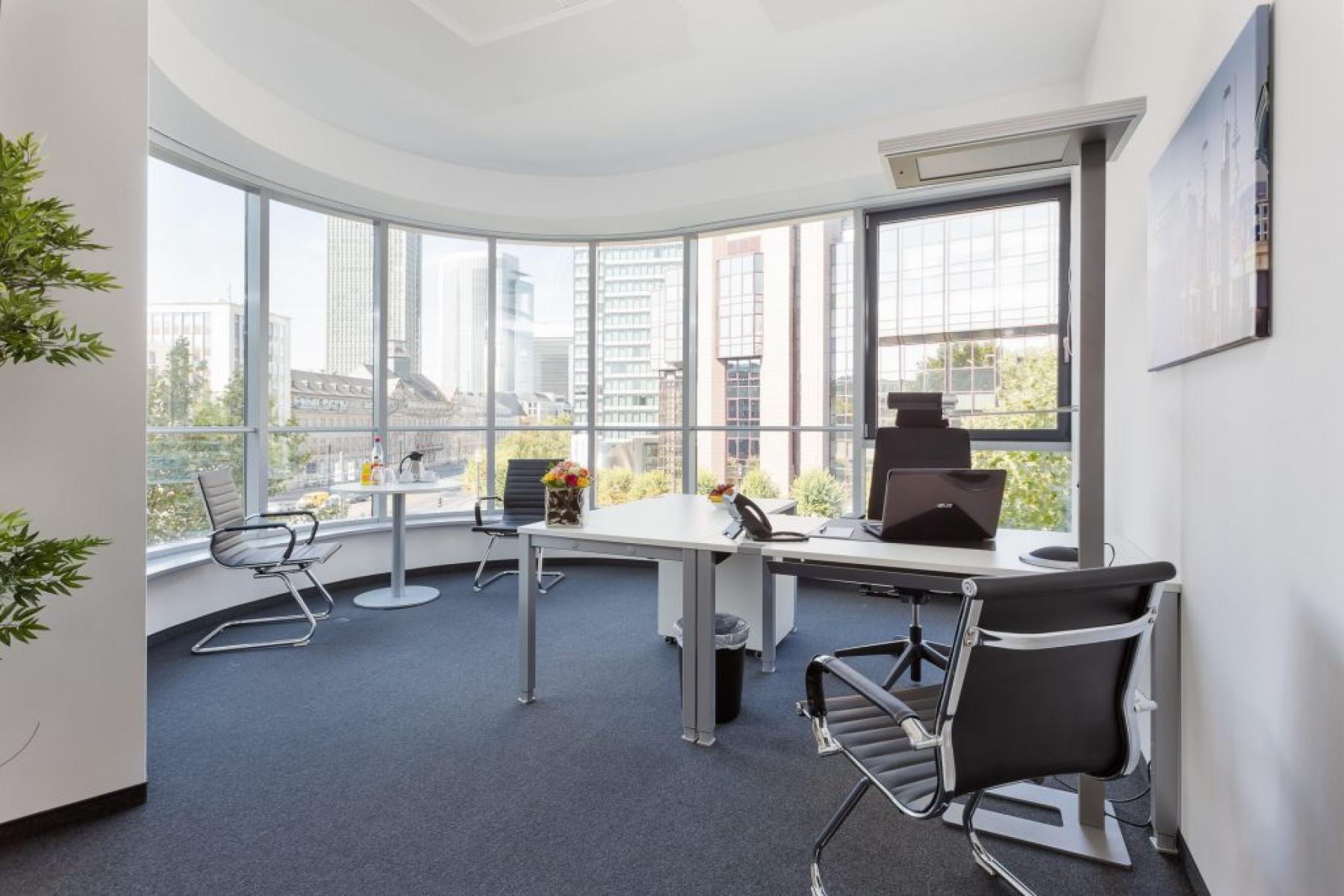 Beeindruckende Büros zur Miete in Frankfurt