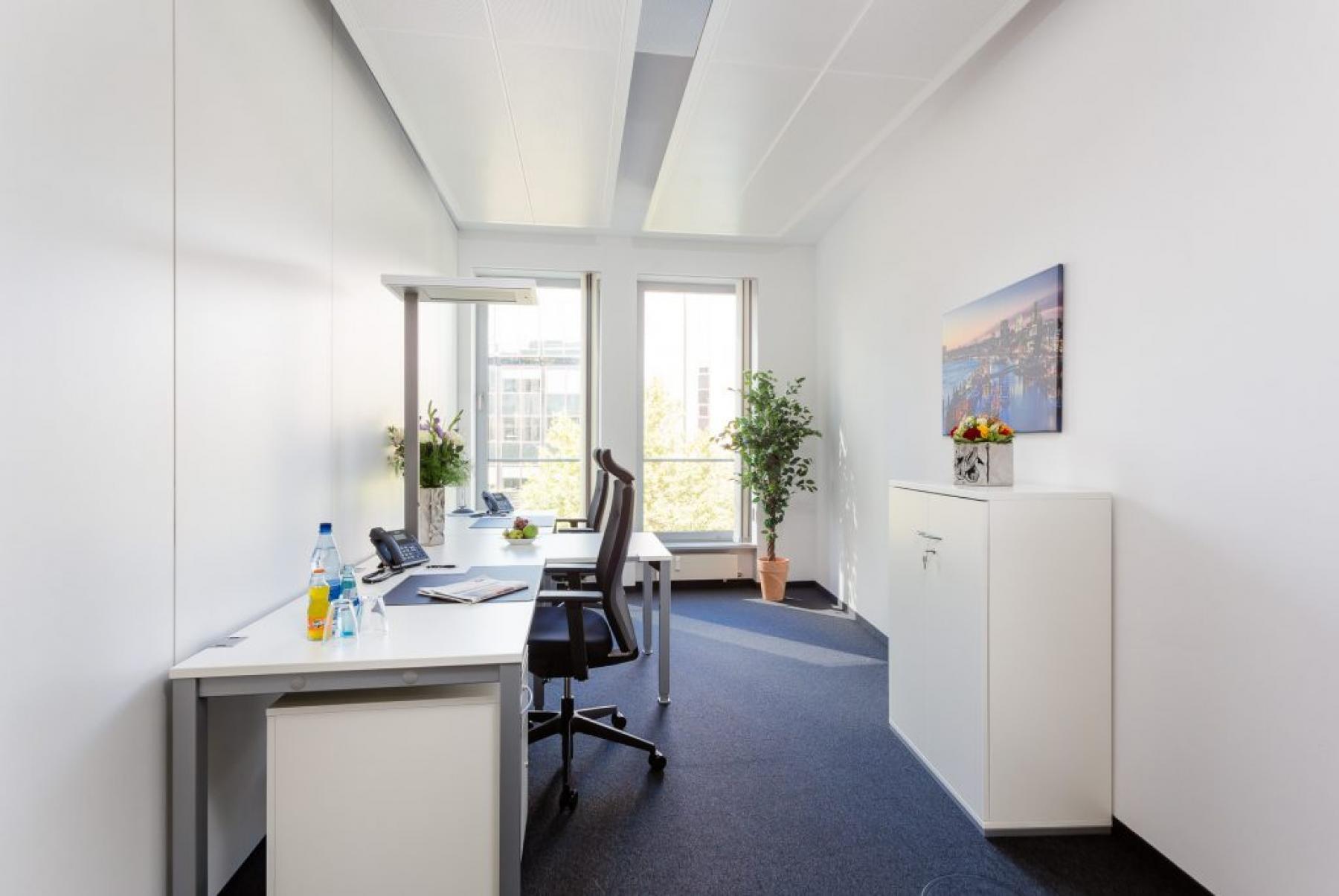 Beeindruckendes Büro mieten in der Mainzer Landstraße, Frankfurt