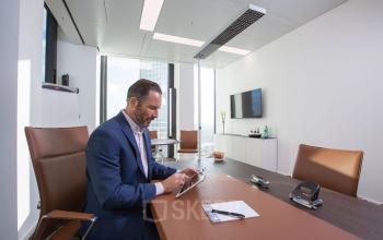 Exklusives Büro mieten am Taunustor in der Frankfurter Innenstadt