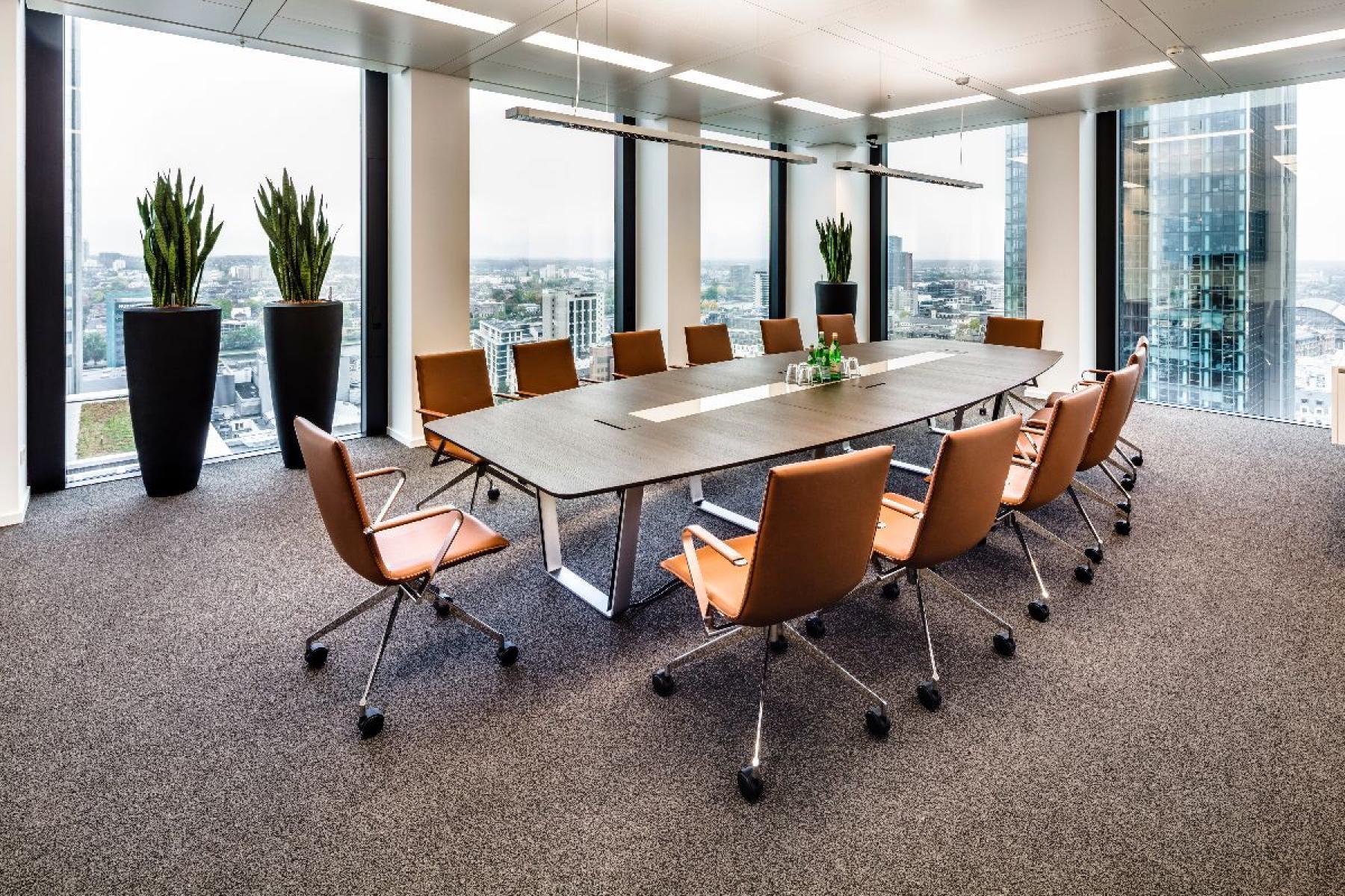 Fantastischer Büroraum zur Miete in Frankfurt-Innenstadt, Taunustor