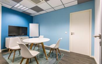 Moderner Meetingraum im Business Center in Frankfurt Innenstadt, Zeil
