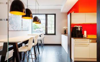Business Center mit moderner Küche in Frankfurt Nord, Sebastian-Kneipp-Straße