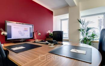 Modernes Büro mieten in Frankfurt-Ost
