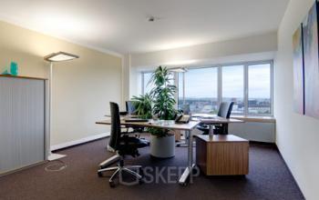 Erstklassige Bürofläche in Frankfurt Ost mieten