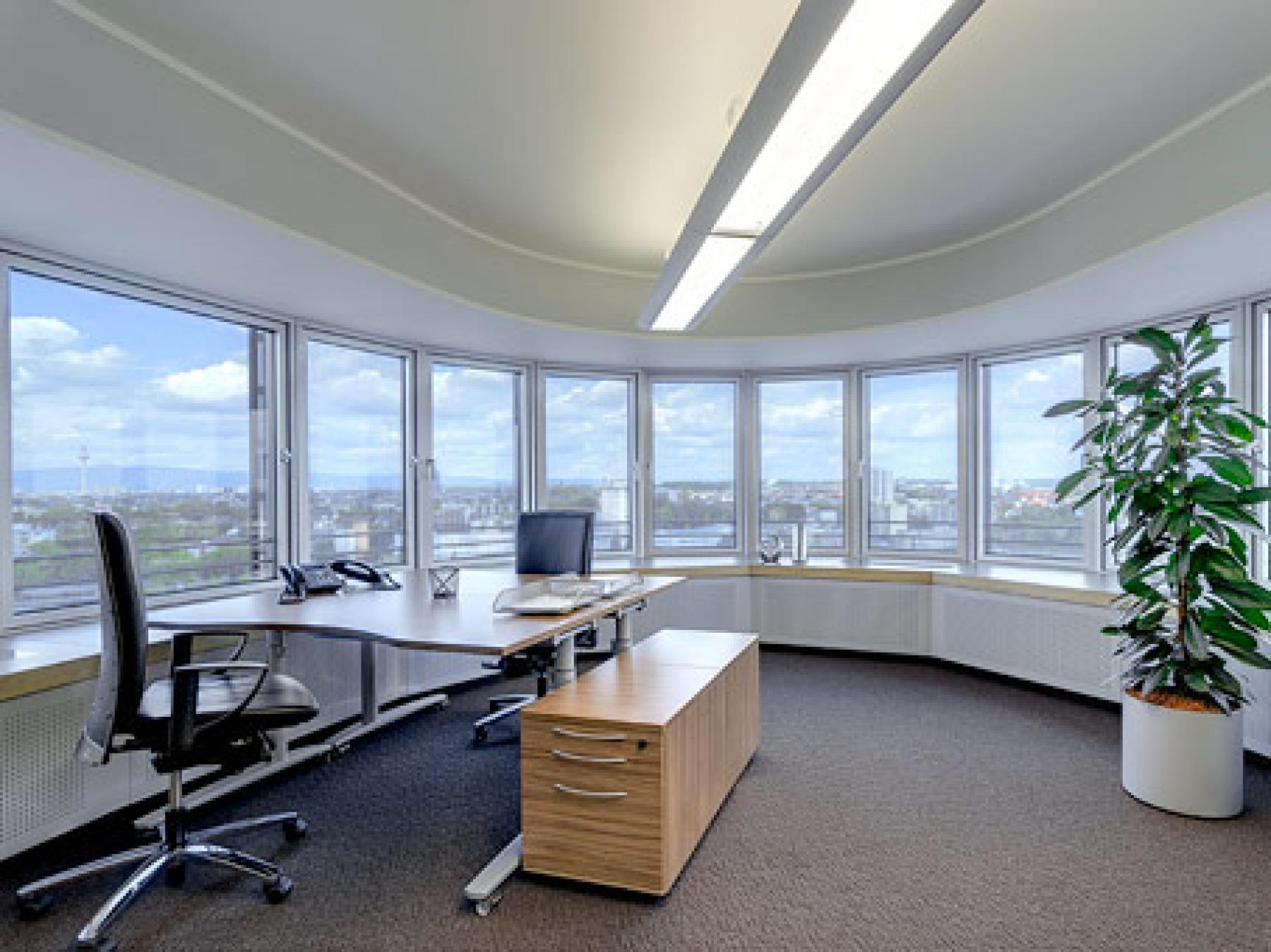 Fantastisches Büro mieten in Frankfurt Ost