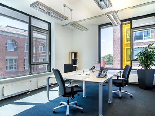 Ausgezeichnetes Büro zur Miete in Frankfurt, Hanauer Landstraße