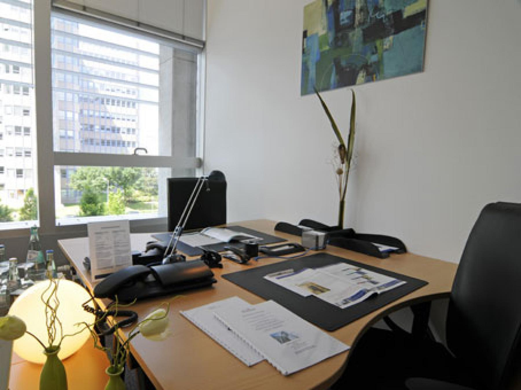 Rent office space Herriotstraße 1, Frankfurt (3)