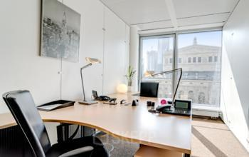 Stilvolles Büro mieten im Business Center in Frankfurt-Westend