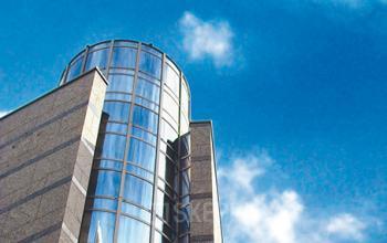 Beeindruckende Außenansicht der Immobilie in Frankfurt-Westend